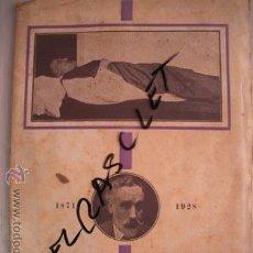 Libros antiguos: VIDA Y MORT - DE IGNASI IGLESIES - POETA DEL POBLE - DEL 1871 - 1928 -. Lote 53174245