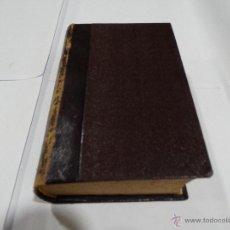 Libros antiguos: PEÑAS ARRIBA D.JOSE M. DE PEREDA TOMO XV AÑO 1901. Lote 53664550