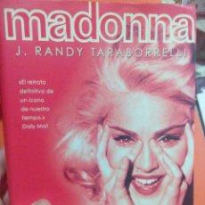 Libros antiguos: MADONNA DE RANDY TARRABORRELLY @. Lote 53728220