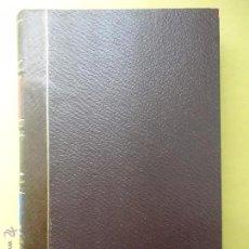 Libros antiguos: LA VIDA AZAROSA Y ROMÁNTICA DE DON CARLOS MARÍA DE BUSTAMANTE. SALADO ÁLVAREZ. 1933.. Lote 54052726
