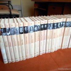 Libros antiguos: COLECCIÓN DE BIOGRAFÍAS DE GRANDES PERSONAJES. Lote 55864907