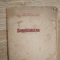 Libros antiguos: JUAN R. SOMOZA. SEMBLANZAS. LUGO. GERARDO CASTRO, 1915. BIOGRAFÍAS. GALICIA . Lote 56298995