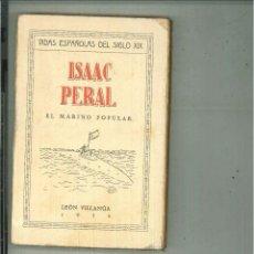 Alte Bücher - ISAAC PERAL. EL MARINO POPULAR. León Villanúa - 57056469