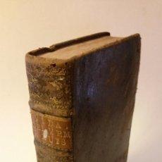 Libros antiguos: 1756 - LUIS MUÑOZ - VIDA Y VIRTUDES DE FRAY LUIS DE GRANADA. Lote 57192433