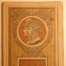 Libros antiguos: LA CASA DE AMÉRICA 1919 – ASOCIACIÓN INTERNACIONAL IBERO-AMERICANA. Lote 57289114