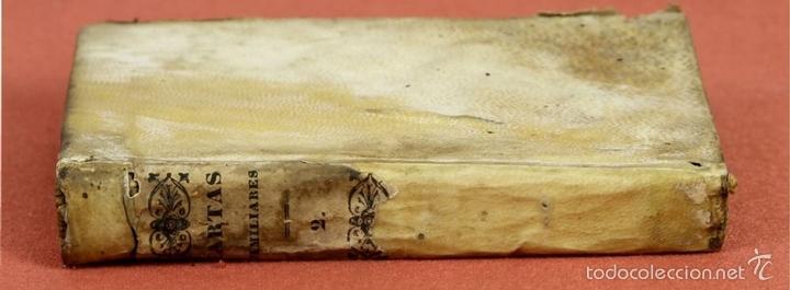 Libros antiguos: LP-293 - CARTAS FAMILIARES DEL ABATE J. ANDRÉS A SU HERMANO C. ANDRÉS. TOMO II. 1786. - Foto 9 - 60771807