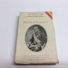 Livros antigos: LOS GRANDES ESPAÑOLES. ROMANONES / LUIS ANTÓN DEL OLMET Y JOSE TORRES BERNAL. Lote 63572234