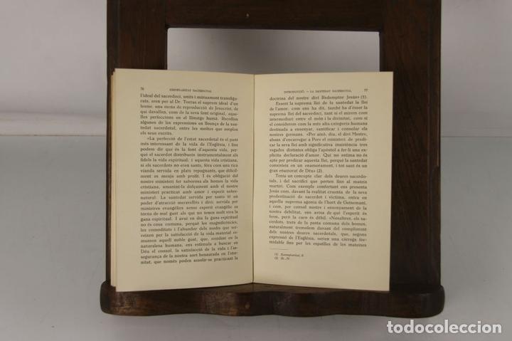 Libros antiguos: 5132- EDIT. FOMENT DE PIETAT. 2 TITULOS DEL DOCTOR I BISBE TORRES I BAGES. 1928/1932. - Foto 2 - 45198201