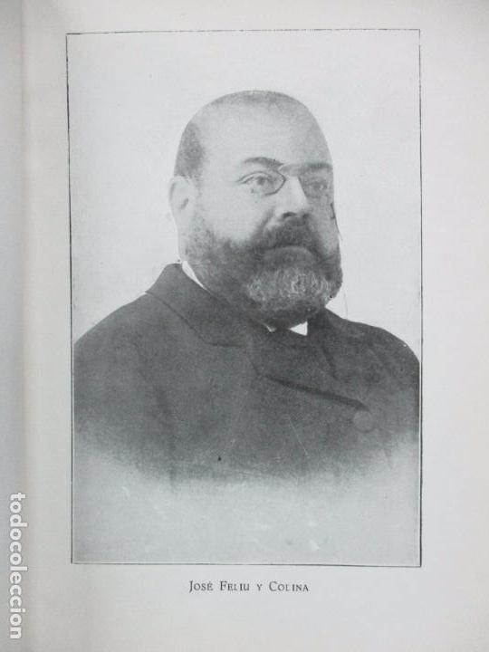 Libros antiguos: VIDA DE PERIODISTAS ILUSTRES. 1923. - Foto 3 - 65873322