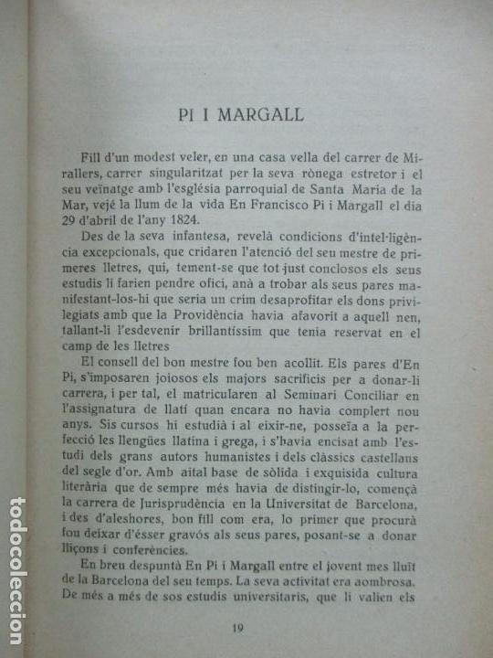 Libros antiguos: VIDA DE PERIODISTAS ILUSTRES. 1923. - Foto 4 - 65873322