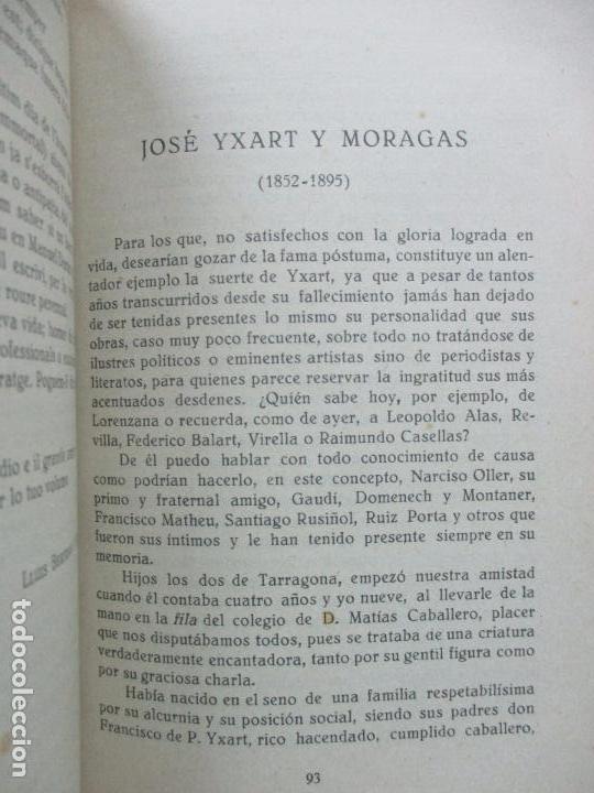 Libros antiguos: VIDA DE PERIODISTAS ILUSTRES. 1923. - Foto 5 - 65873322