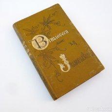 Libros antiguos: HISTORIA DE MARIA STUARD / M. DE MARLES / IMP. SUBIRANA 1890 / ILUSTRADO / BIOGRAFIA. Lote 68296049