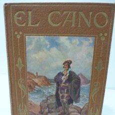 Libros antiguos: ELCANO. LOS GRANDES HOMBRES. CELSO GARCÍA. 1924. Lote 68626001