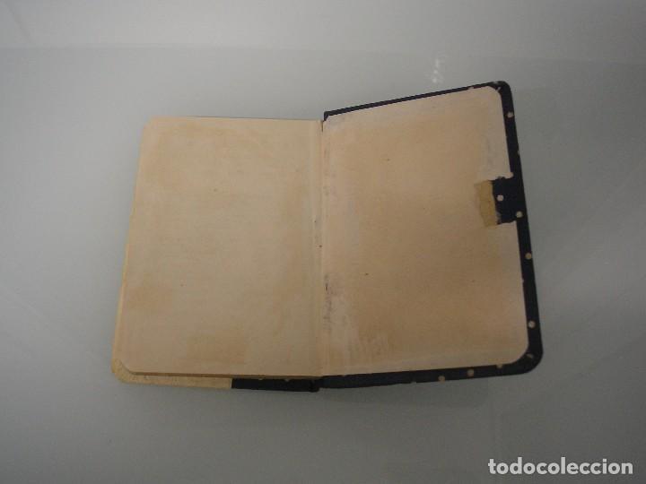Libros antiguos: Don Pedro, El Cruel - Colección Miniatura Nº 1 - Serie 2ª - Ediciones E. C. A. - Tela y piel - Foto 4 - 72341847
