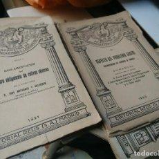 Libros antiguos: JURISPRUDENCIA. Lote 75201067