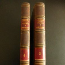 Libros antiguos: CIVILIZADORES Y CONQUISTADORES, POR A. DE LAMARTINE. 1882. Lote 75733015