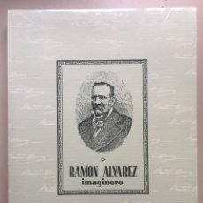 Libros antiguos: RAMON ALVAREZ IMAGINERO 1989. EJEMPLAR SIN ABRIR. SEMANA SANTA ZAMORA.. Lote 180263320