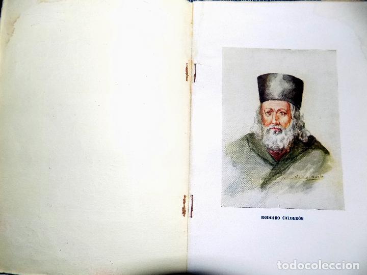 Libros antiguos: REVISTA BIOGRAFIAS. D. RODRIGO CALDERON. SERIE B. 1930. NUMERO 6 - Foto 2 - 77897973