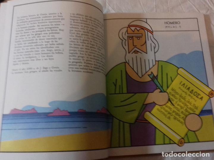 Libros antiguos: GRANDES HOMBRES-EUGENIO TRIAS-JORGE TRIAS-LA ILUSTRACION MODERNA-KAIROS - Foto 5 - 79828509