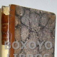 Libros antiguos: CHAO, EDUARDO. HISTORIA DE LA VIDA MILITAR Y POLÍTICA DE MARTÍN ZURBANO. Lote 81995668