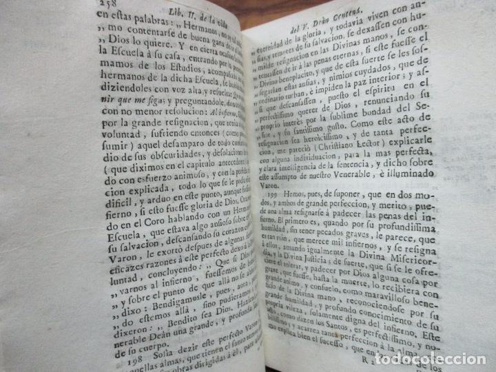 Libros antiguos: EL SOLITARIO EN POBLADO. VIDA DEL VULNERABLE, E ILUSTRE DOCTOR ANTONIO PABLO CENTENA. 1744. - Foto 12 - 82331684
