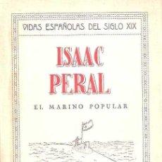 Alte Bücher - VILLANÚA, LEÓN - ISAAC PERAL, EL MARINO POPULAR - EDITORIAL PUEYO - PRIMERA EDICIÓN 1934 - 84651600