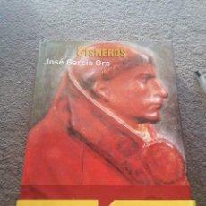 Libros antiguos: CISNEROS. AUTOR: JOSÉ GARCÍA ORO. EDITORIAL ARIEL REF. EST.24. Lote 87443812