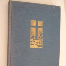 Libros antiguos: SAN FRANCISCO DE ASIS - G.K. CHESTERTON - JUVENTUD - 1966 - 205 PAGINAS - TAPAS DURAS. Lote 89475636