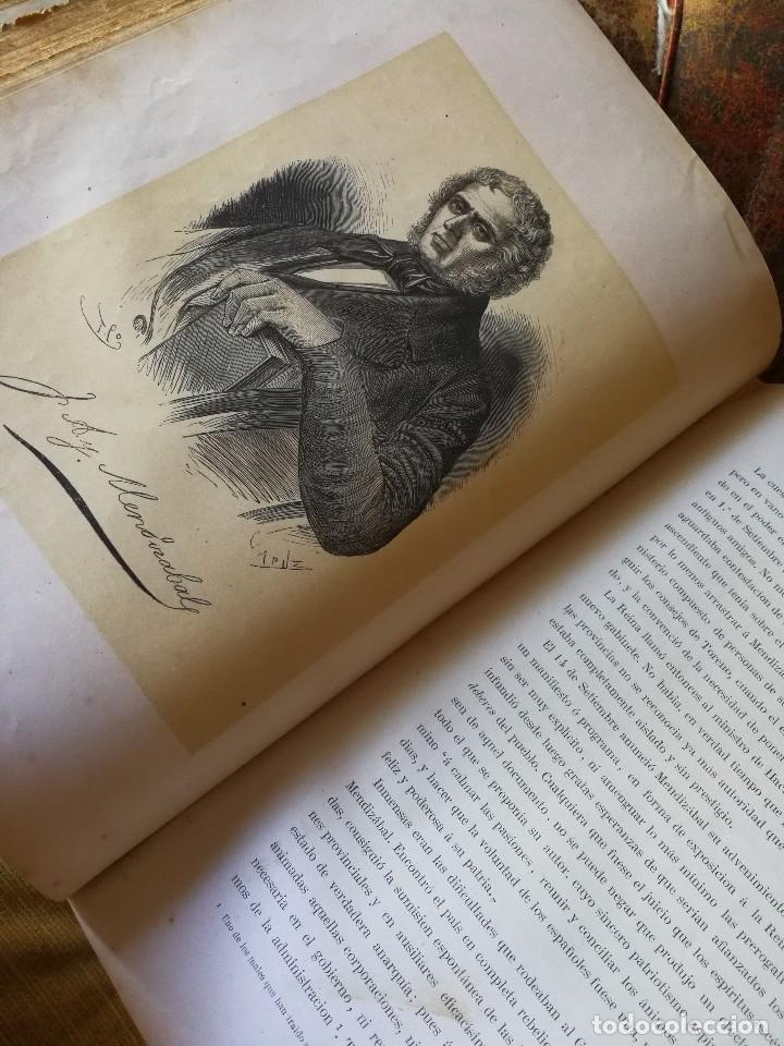 Libros antiguos: HISTORIA DEL GENERAL PRIM. TOMOS I Y II- DON FRANCISCO J. ORELLANA, 1871.COMPLETO. - Foto 5 - 89803352