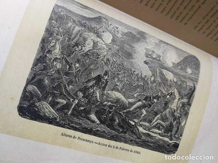 Libros antiguos: HISTORIA DEL GENERAL PRIM. TOMOS I Y II- DON FRANCISCO J. ORELLANA, 1871.COMPLETO. - Foto 6 - 89803352