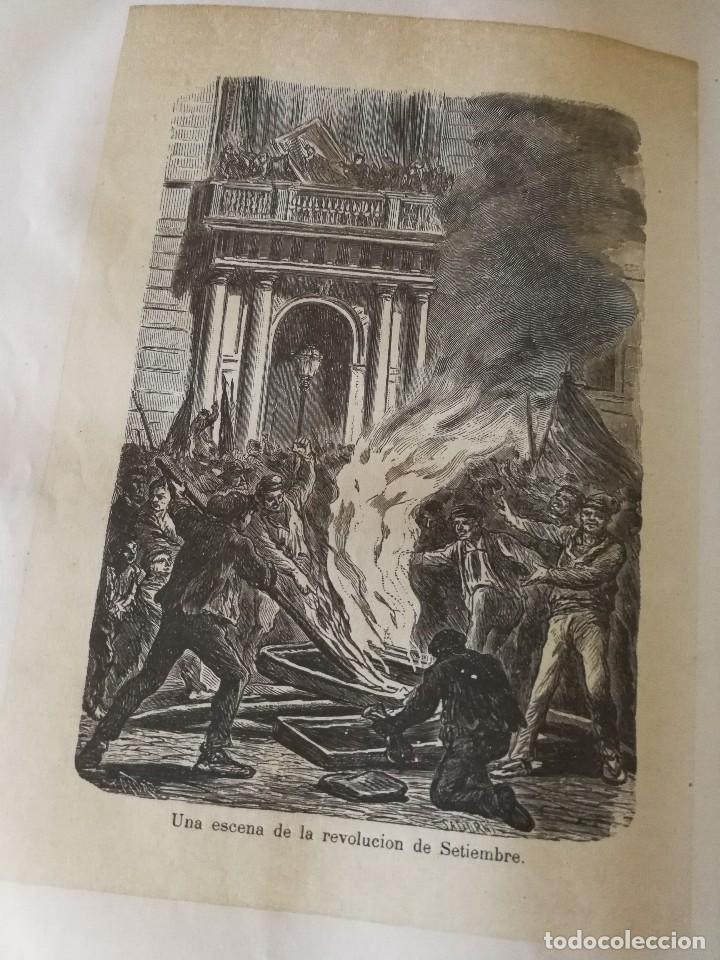 Libros antiguos: HISTORIA DEL GENERAL PRIM. TOMOS I Y II- DON FRANCISCO J. ORELLANA, 1871.COMPLETO. - Foto 11 - 89803352