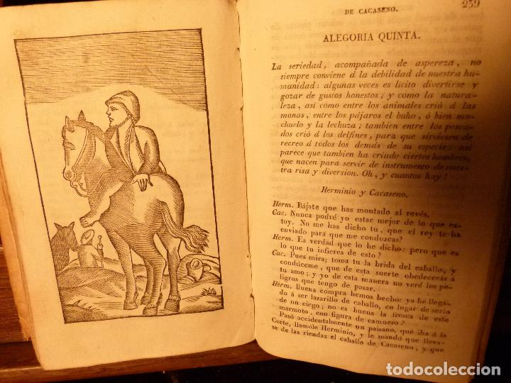Libros antiguos: HISTORIA DE LA VIDA, HECHOS Y ASTUCIAS SUTILÍSIMAS DEL RÚSTICO BERTOLDO - Foto 2 - 90714310