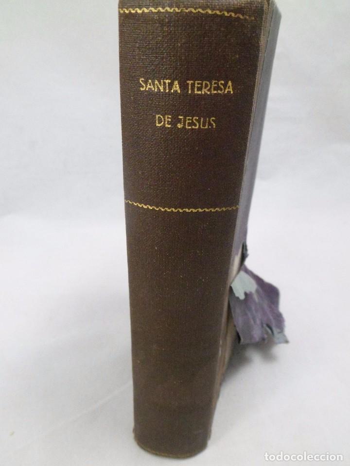 Libros antiguos: LA REFORMADORA DEL CARMELO . HISTORIA DE SANTA TERESA DE JESÚS. ISABEL CHEIX MARTÍNEZ. 1893 - Foto 2 - 92835680