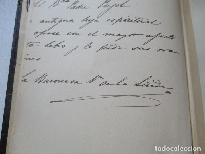 Libros antiguos: APUNTES BIOGRÁFICOS DEL BARÓN DE LA LINDE-RAFAEL DE VALENZUELA Y SÁNCHEZ-MUÑOZ.1893-IMPRENTA Y LIT. - Foto 5 - 94038595