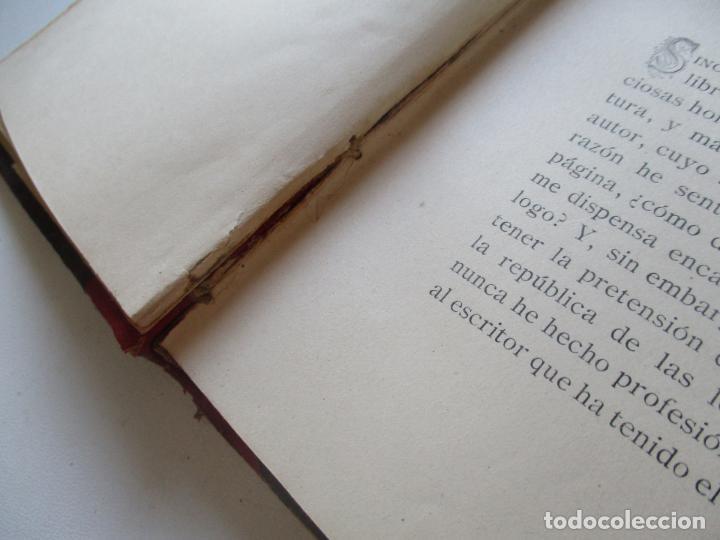 Libros antiguos: APUNTES BIOGRÁFICOS DEL BARÓN DE LA LINDE-RAFAEL DE VALENZUELA Y SÁNCHEZ-MUÑOZ.1893-IMPRENTA Y LIT. - Foto 8 - 94038595