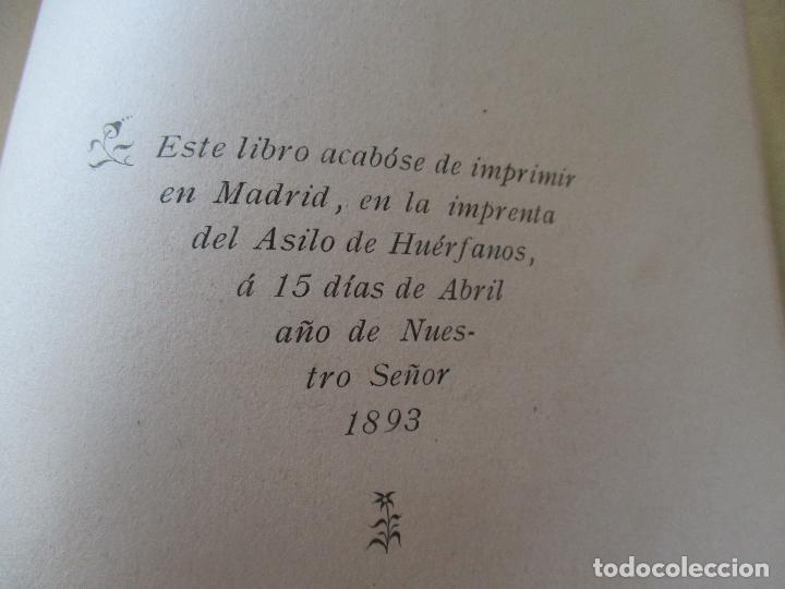 Libros antiguos: APUNTES BIOGRÁFICOS DEL BARÓN DE LA LINDE-RAFAEL DE VALENZUELA Y SÁNCHEZ-MUÑOZ.1893-IMPRENTA Y LIT. - Foto 9 - 94038595