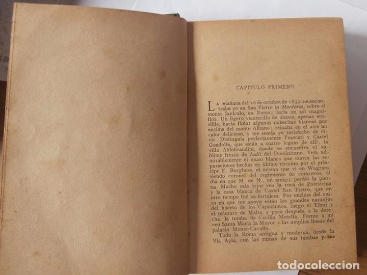 Libros antiguos: LA VIDA DE ENRIQUE BRULARD. STENDHAL. PRIMERA EDICIÓN - Foto 5 - 95456499