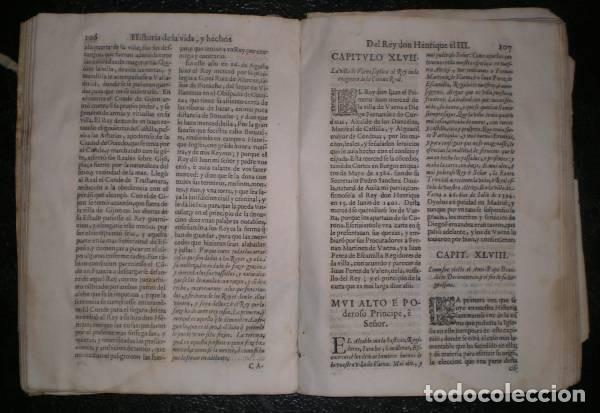 Libros antiguos: GONZALEZ DAVILA, GIL: HISTORIA DE LA VIDA Y HECHOS DEL REY DON HENRIQUE TERCERO DE CASTILLA. 1638 - Foto 2 - 95486327
