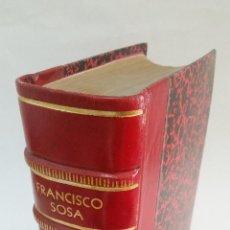 Alte Bücher - 1884 - FRANCISCO SOSA - BIOGRAFÍAS DE MEXICANOS DISTINGUIDOS - 96230779
