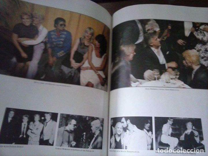 Libros antiguos: Libro David Bowie S Serious Moonlight 1984 - Foto 7 - 96637375