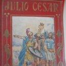 Libros antiguos: LOS GRANDES HOMBRES-JULIO CESAR. Lote 97760263