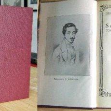 Libros antiguos: SALAMANCA. CONQUISTADOR DE RIQUEZA GRAN SEÑOR. - CONDE DE ROMANONES.- A-BI-2568.. Lote 98747567