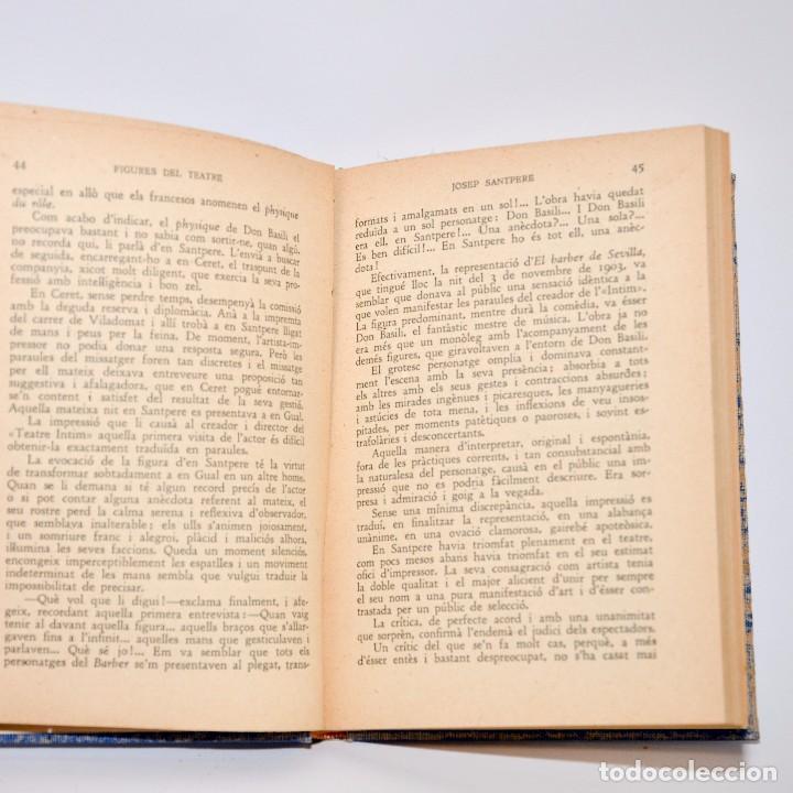 Libros antiguos: SANTPERE, LHOME I LARTISTA - 1931 - Foto 4 - 99909115