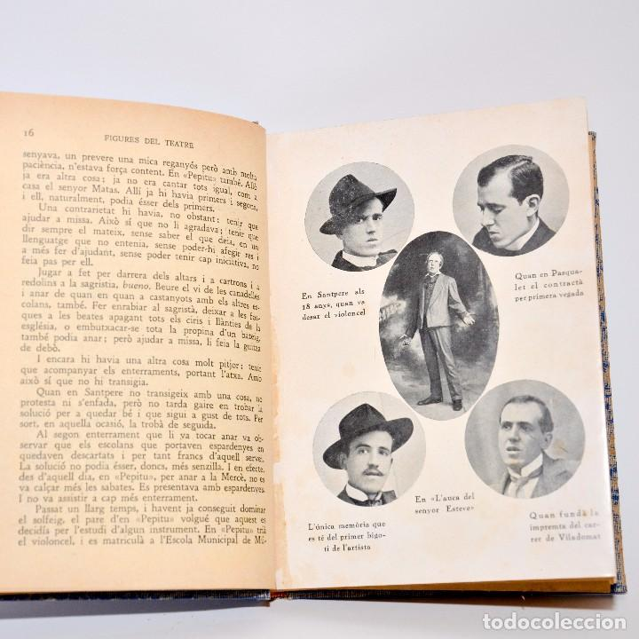 Libros antiguos: SANTPERE, LHOME I LARTISTA - 1931 - Foto 5 - 99909115