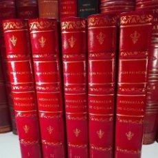 Libros antiguos: ABENHÁZAM DE CÓRDOBA Y SU HISTORIA CRÍTICA DE LAS IDEAS RELIGIOSAS - MIGUEL ASÍN PAPACIOS - 5 TOMOS. Lote 100464419