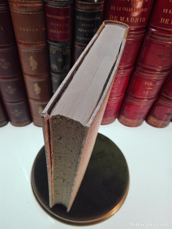 Libros antiguos: MEMORIAS DE UN LIBRERO CATALÁN - 1867-1935 - ANTONIO PALAU Y DULCET - BARCELONA - 1935 - - Foto 8 - 100473347