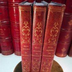 Libros antiguos: HISTORIA DE LA VIDA Y REINADO DE FERNANDO VII DE ESPAÑA -3 TOMOS- MADRID - IMPRENTA REPULLÉS - 1842 . Lote 101095771