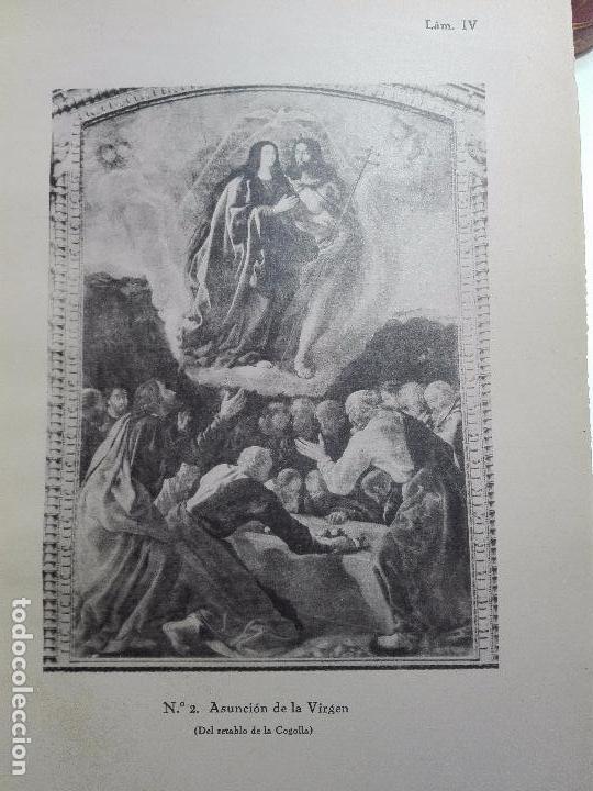 Libros antiguos: LA VIDA Y LA OBRA DE JUAN RICCI - ELÍAS TORMO Y MONZÓ - 2 TOMOS - MADRID - 1930 - - Foto 20 - 101320755
