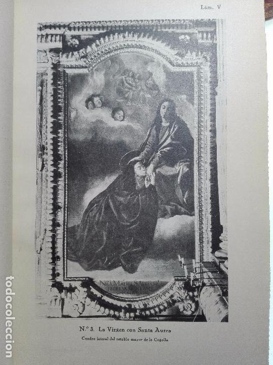 Libros antiguos: LA VIDA Y LA OBRA DE JUAN RICCI - ELÍAS TORMO Y MONZÓ - 2 TOMOS - MADRID - 1930 - - Foto 21 - 101320755