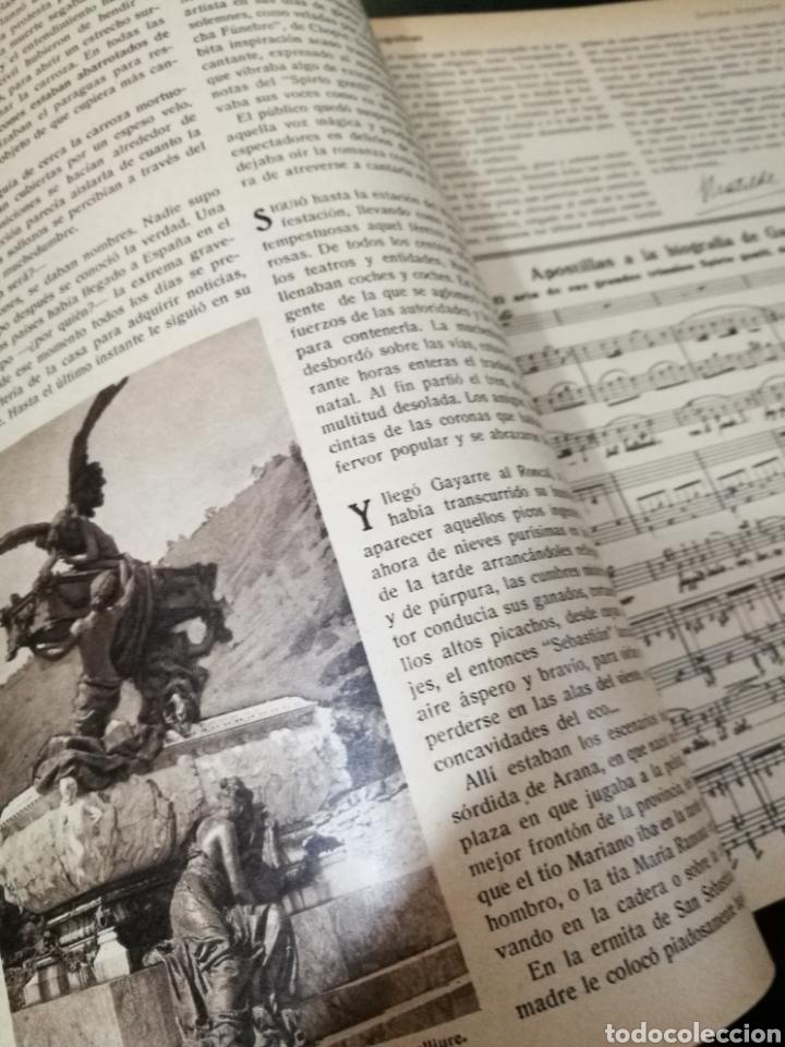 Libros antiguos: LECTURAS BIOGRAFICAS / NOVELAS CORTAS DE REVISTA LECTURAS ARTE Y LITERATURA 30S.TOMO ÚNICO VER INFO - Foto 6 - 101323167